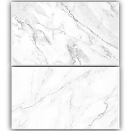 White Marble Double Sided Background for Product Photography