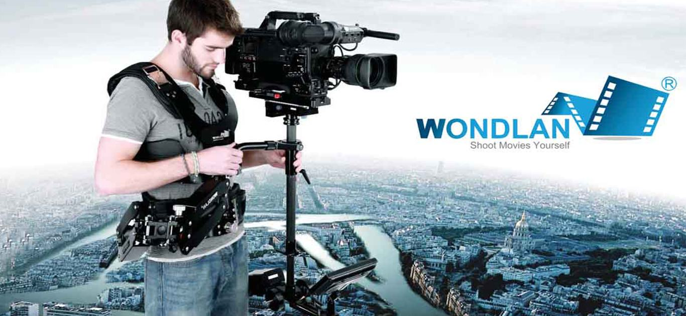 Wondlan Double Arm SteadiCam LE-401 – A Dynamic Addition To Your Cinematography Kit!