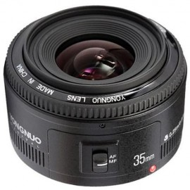 Yongnuo 35mm f2 Lens for Canon