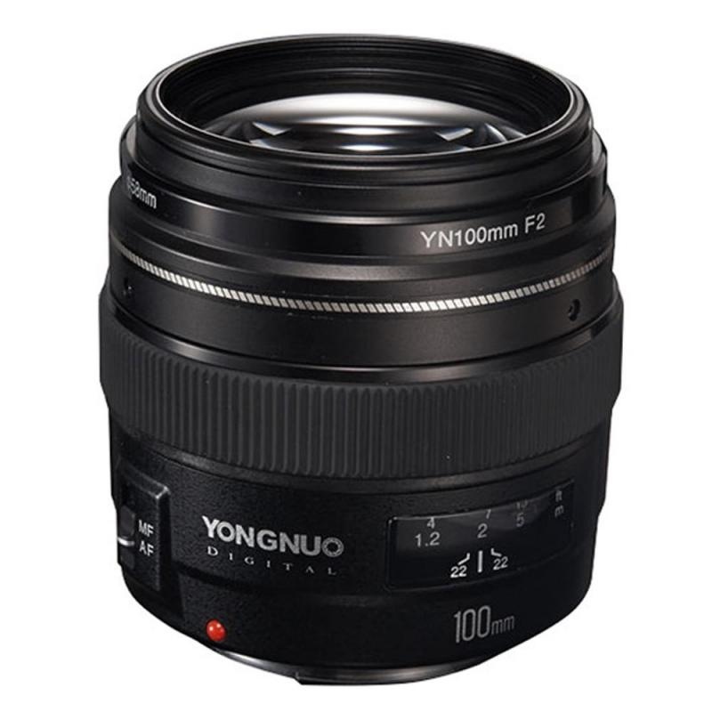 Yongnuo YN 100mm f/2 Lens for Canon EF