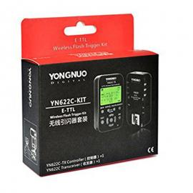 Yongnuo YN-622C E-TTL Wireless Flash Transceiver Kit for Canon
