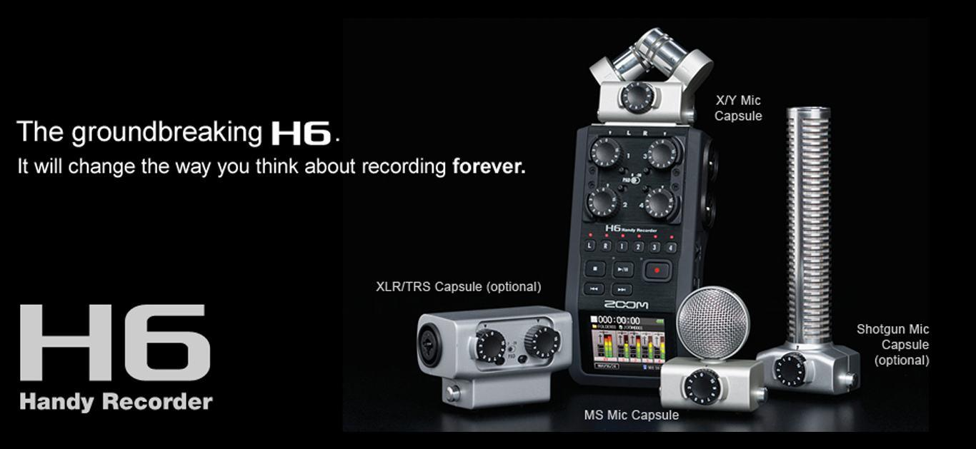 Is Zoom H6 Handy Sound Recorder Worth Buy Product?